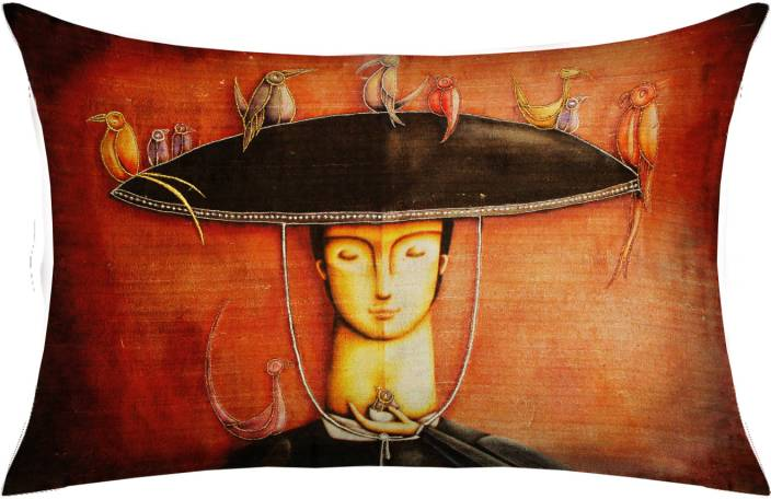 13 Odds Abstract Cushions Cover