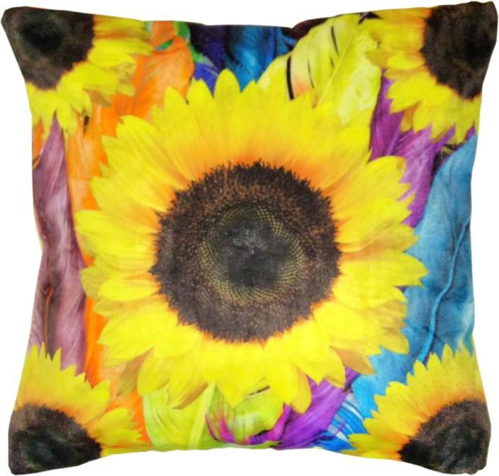 Saffron Designs Floral Cushions Cover
