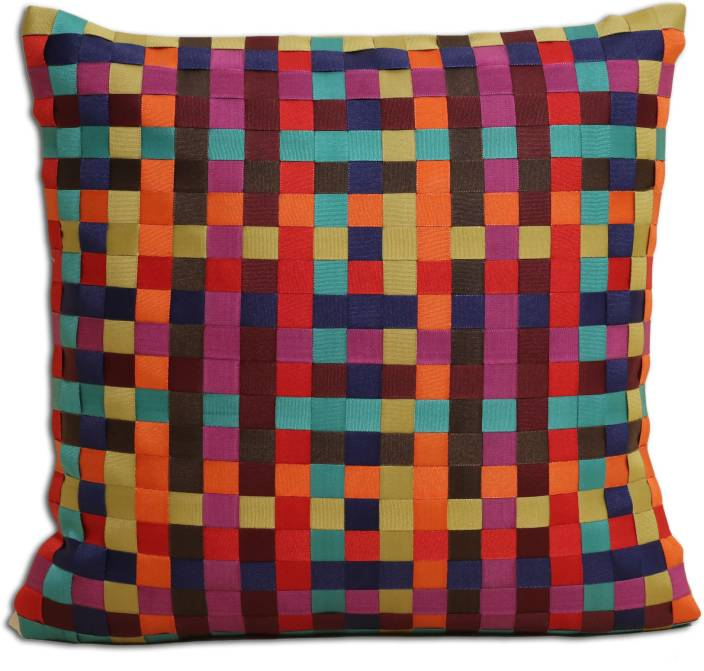 Eclectic Checkered Cushions Cover