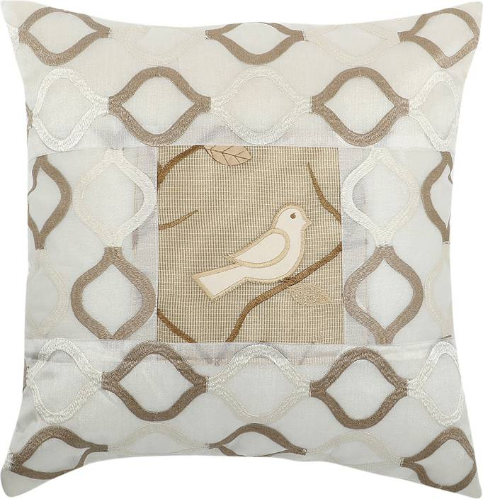 Hashcart Embroidered Cushions Cover