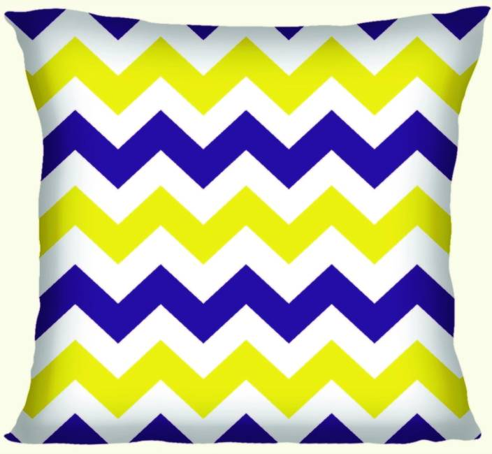 Active Elements Geometric Cushions Cover