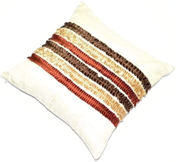 Visionz Striped Cushions Cover