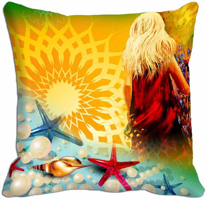 Mayasnaturals Damask Cushions Cover