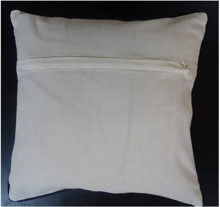 Indian weave Plain Cushions Cover