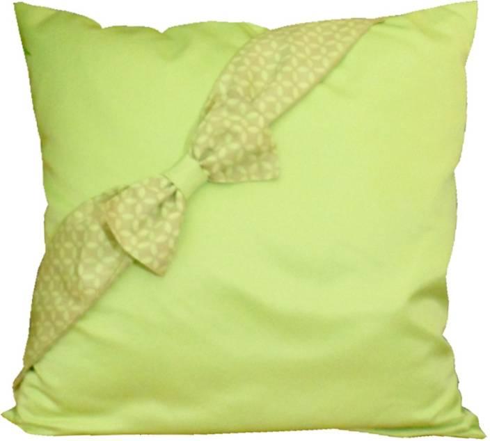 Aalidhra Techtex Plain Cushions Cover