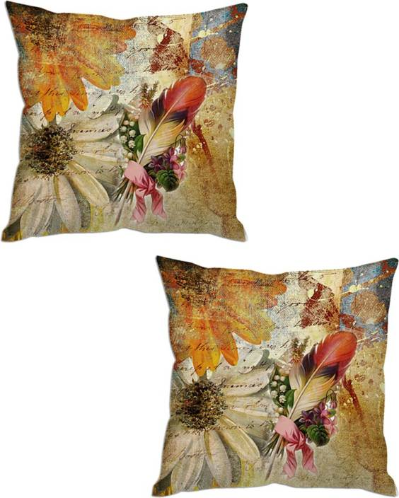 Aashi Homes Printed Pillows Cover