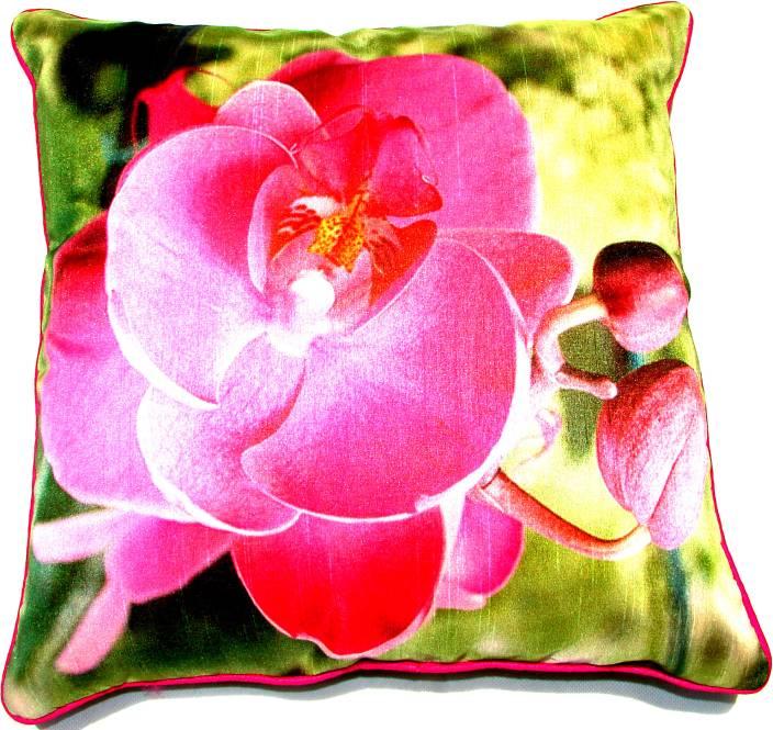 Homeblendz Floral Cushions Cover