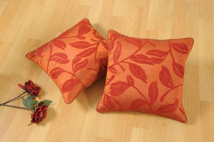 Shahenaz Home Shop Embroidered Cushions Cover