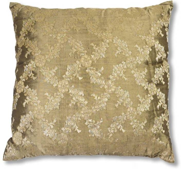 Rajat Synergy Self Design Cushions Cover
