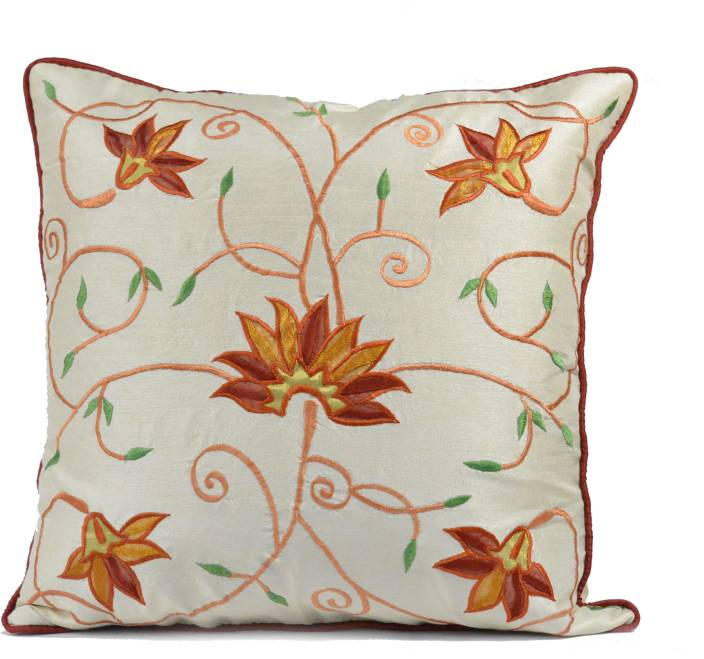 Lavisum Embroidered Cushions Cover