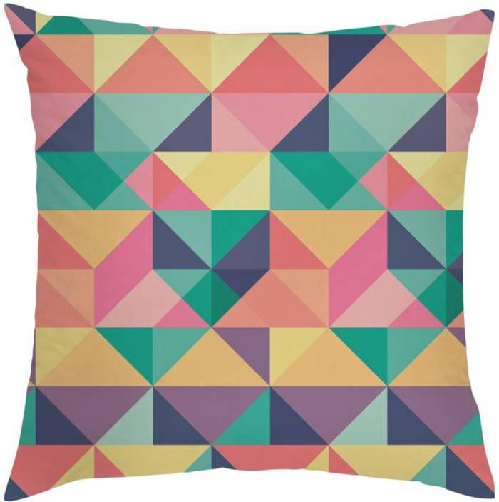 Love Bite Geometric Cushions Cover