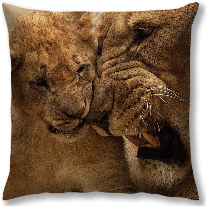 Right Animal Cushions Cover