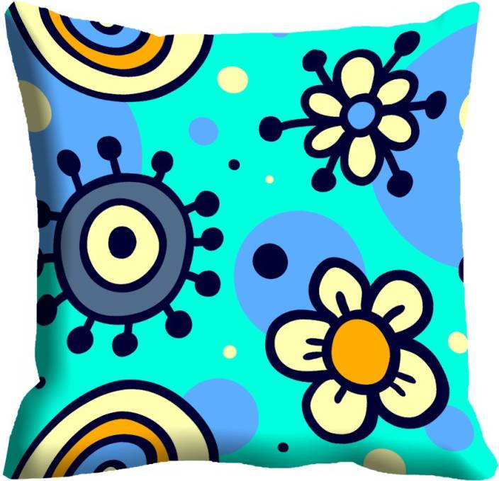 HK Floral Cushions Cover