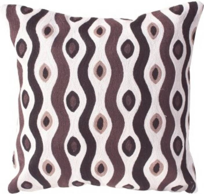 Rhome Embroidered Cushions Cover