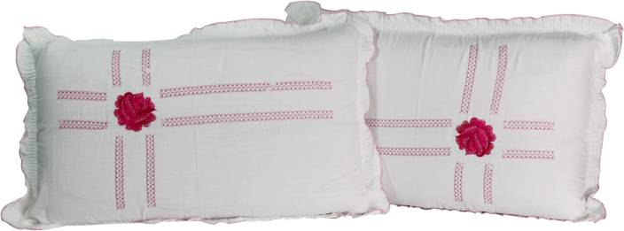 Oliver Embroidered Pillows Cover