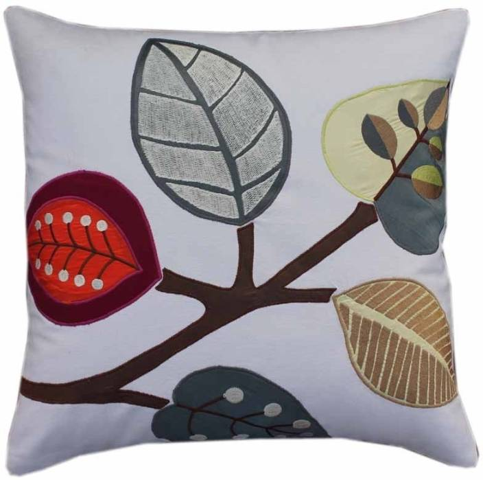 Create n Decor Embroidered Cushions Cover