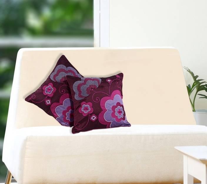 EYDA Floral Cushions Cover