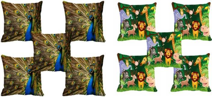 meSleep Animal Cushions Cover