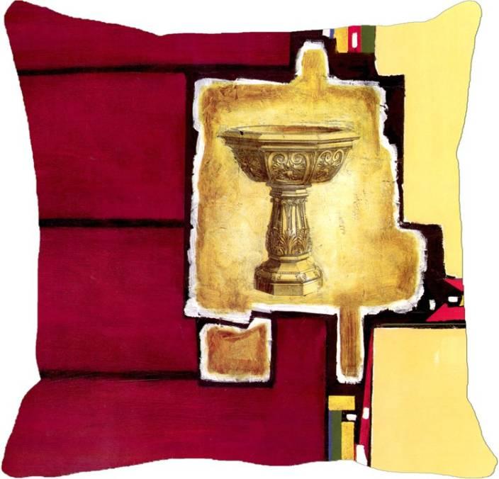 Ghar Aangan Geometric Cushions Cover
