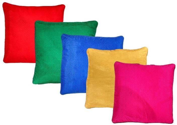 Shourya Kriti Self Design Cushions Cover