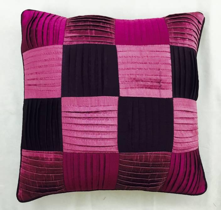 Kotton Checkered Cushions Cover