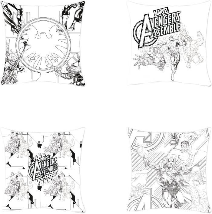 Marvel Printed Cushions Cover