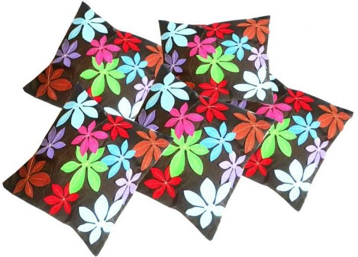 Decor Vatika Floral Cushions Cover