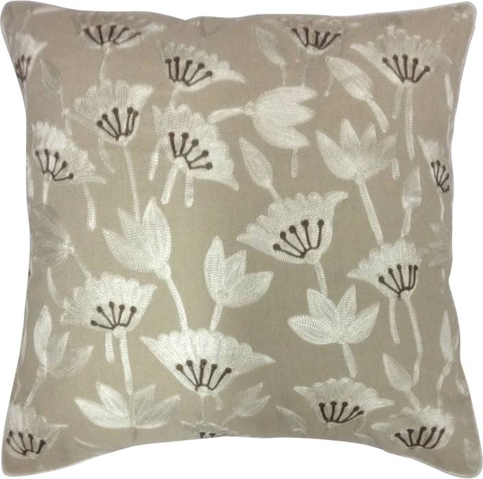 Home Func Embroidered Pillows Cover