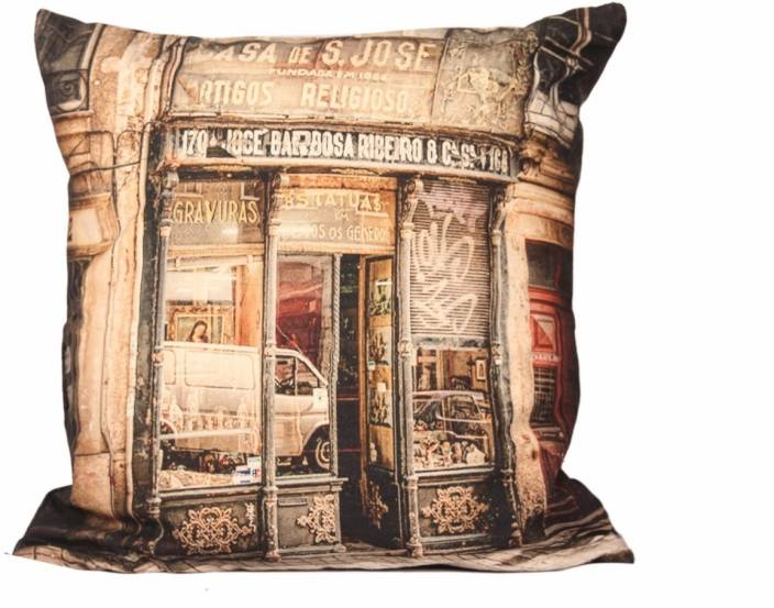 IndieHaat Abstract Cushions Cover