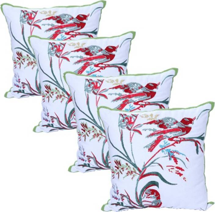 Madhavs Floral Cushions Cover