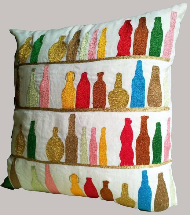 Neev Home Decor Geometric Cushions Cover