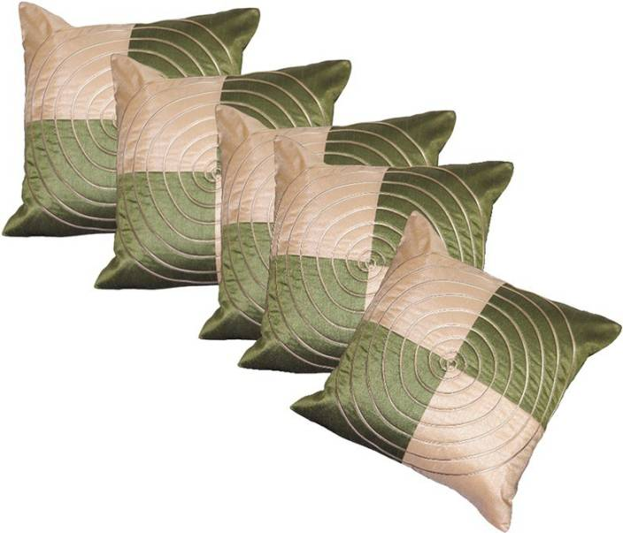 Xarans Embroidered Cushions Cover