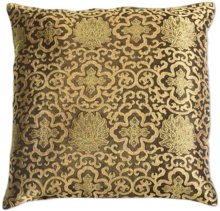 Rajat Synergy Embroidered Cushions Cover