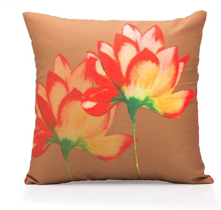 Artychoke Floral Cushions Cover
