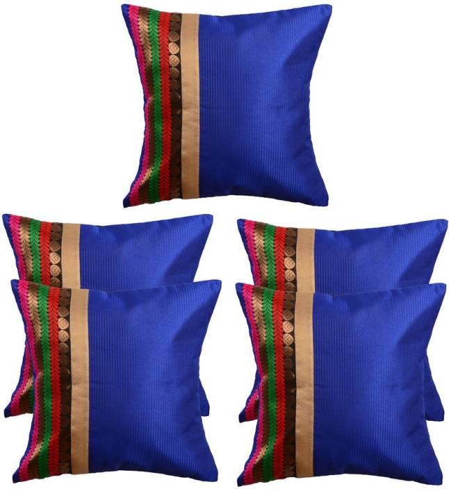 meSleep Striped Cushions Cover