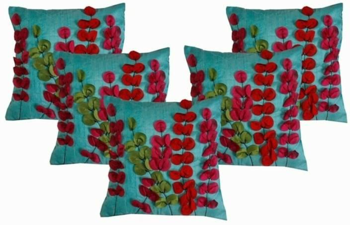 Shine Villa Floral Cushions Cover