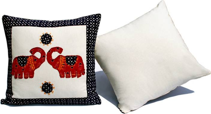 Sriam Floral Cushions Cover