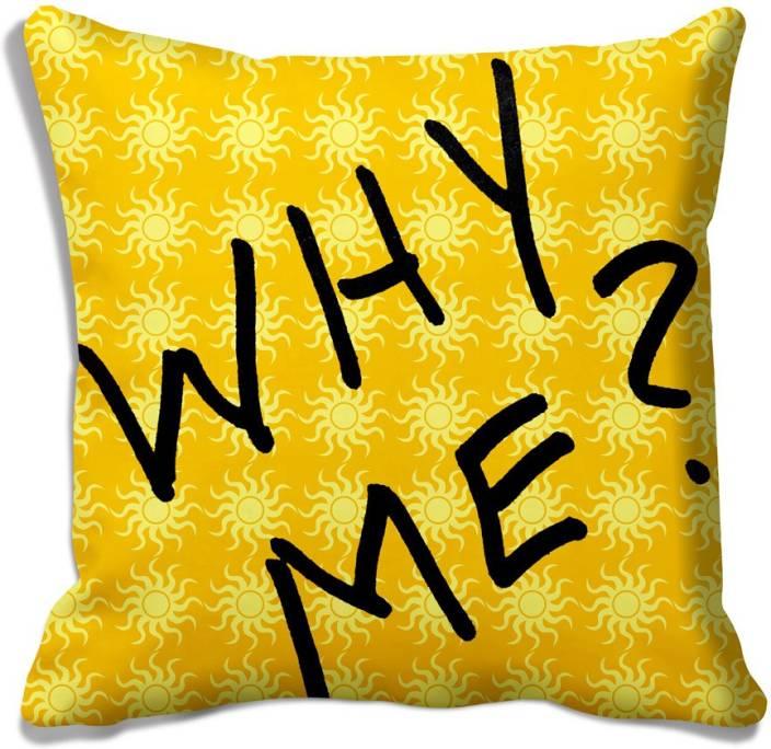 meSleep Printed Cushions Cover