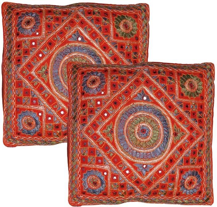 Desi Crown Cushions Cover
