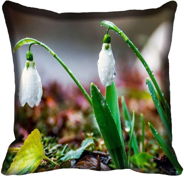 meSleep Floral Cushions Cover