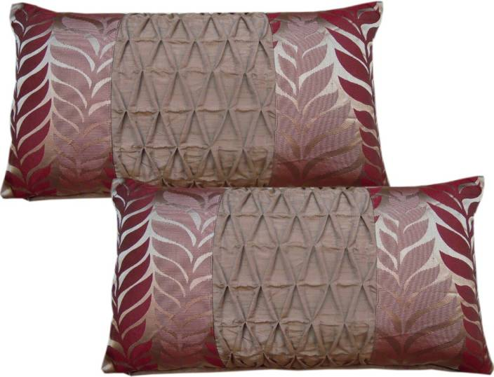 Eskina Self Design Cushions Cover