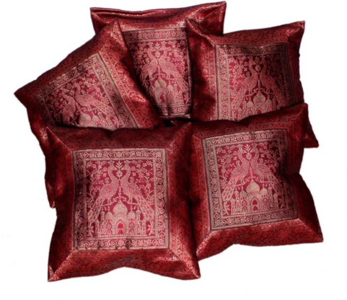 Amazing India Embroidered Cushions Cover