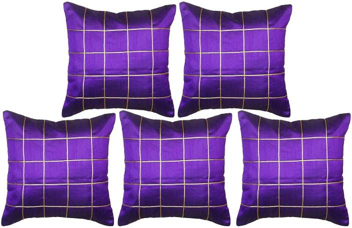Hargunz Checkered Cushions Cover