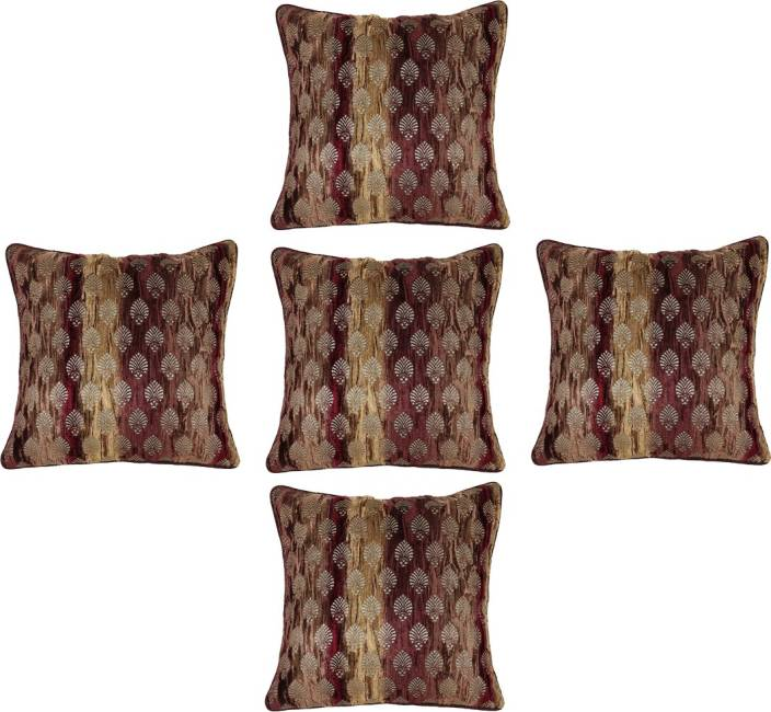 Decor Studio Embroidered Cushions Cover