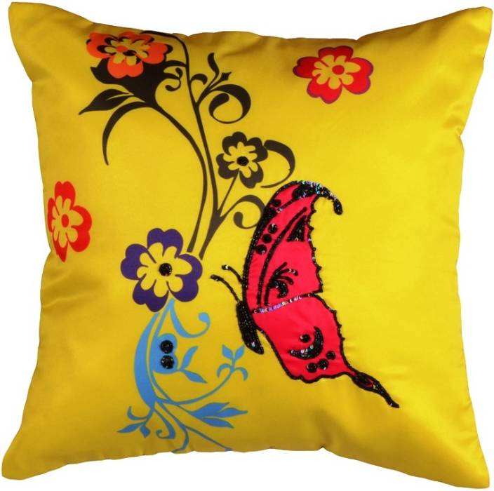 meSleep Embroidered Cushions Cover