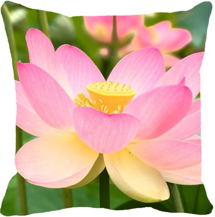 Leaf Designs Printed Cushions Cover
