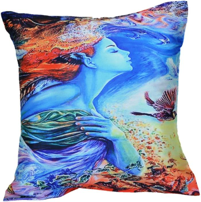 SRC Abstract Cushions Cover