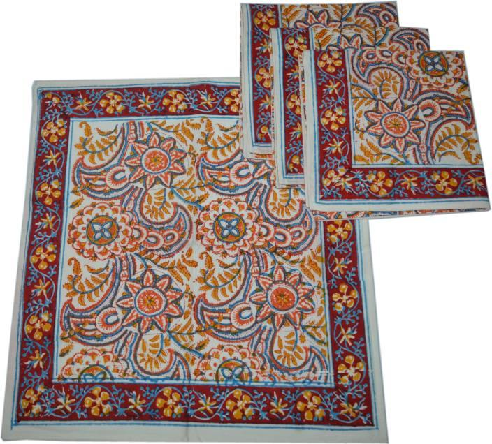 Raaga Textiles Floral Cushions & Pillows Cover