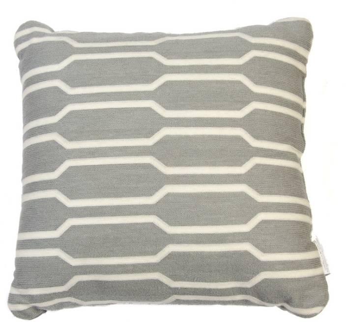De Home Geometric Cushions Cover