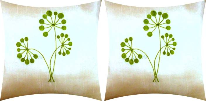 Vaachie Embroidered Cushions Cover